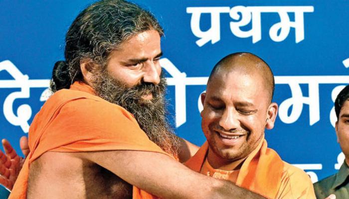 CM योगी ने फोन पर की बाबा रामदेव से बात, यूपी से बाहर नहीं जाएगा फूड पार्क