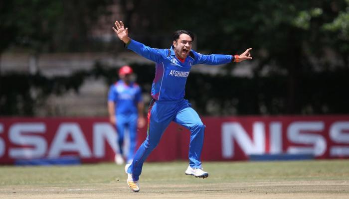 फिर चला राशिद खान का जादू, अफगानिस्तान ने जीती पहली टी20 सीरीज