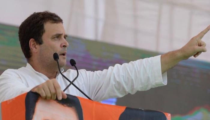 बीजेपी का कांग्रेस पर पलटवार, 'थ्री इडियट्स' के किरदार की तरह था राहुल गांधी का भाषण