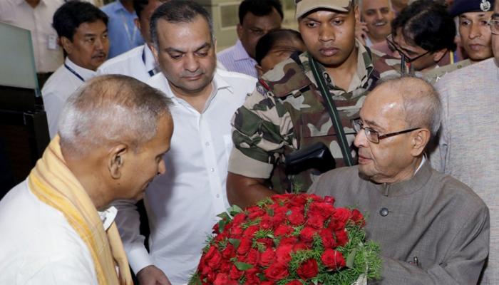 आज RSS के समारोह में हिस्सा लेंगे प्रणब मुखर्जी, अहमद पटेल बोले- 'प्रणब दा, आपसे ऐसी उम्मीद नहीं थी'