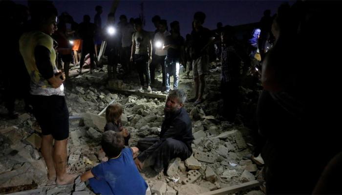 बगदाद में शिया मस्जिद के करीब हथियार डिपो में विस्फोट, कम से कम 16 की मौत