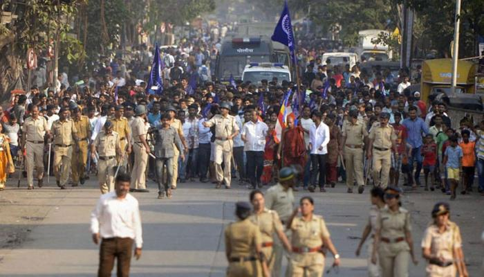 India Today: 5 people arrested from nagpur delhi and pune in bhima koregaon riots