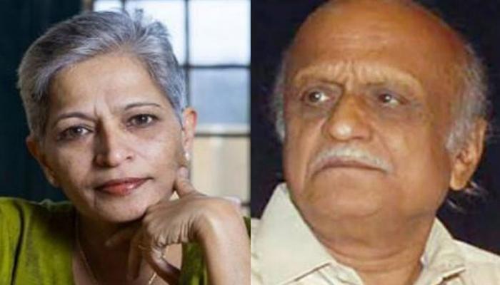 क्या एमएम कलबुर्गी के हत्यारों में से एक था गौरी लंकेश हत्याकांड का आरोपी? SIT को शक