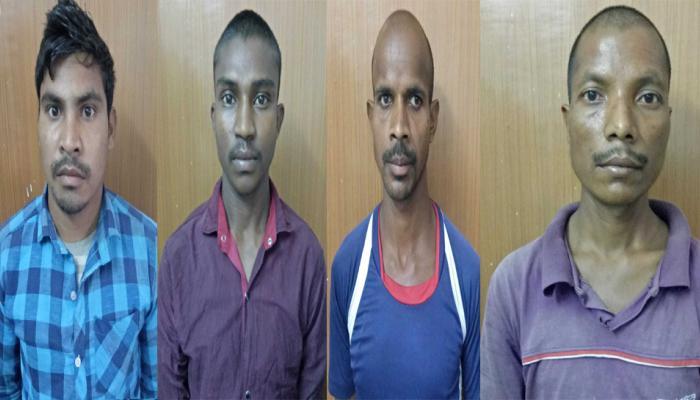 छत्तीसगढ़ः किस्टाराम आईडी ब्लास्ट में शामिल 5 नक्सली गिरफ्तार
