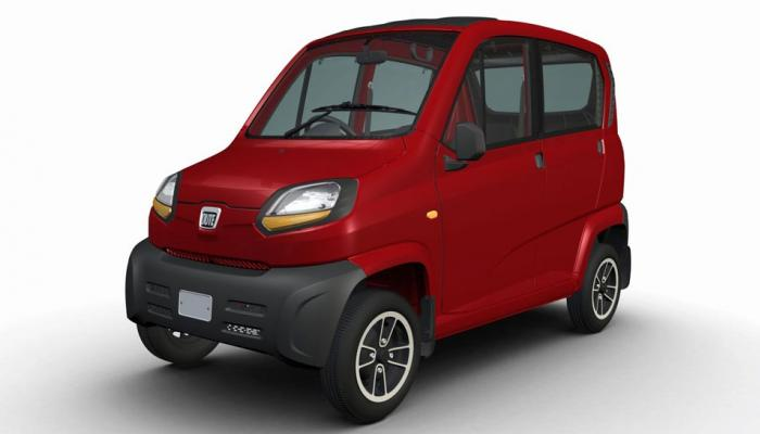 bajaj qute quadricycle gets govt nod, to launch in india soon