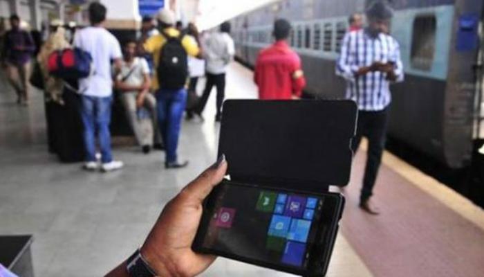दो सिंपल स्टेप में आप भी रेलवे स्टेशन पर ले सकते हैं फ्री Wi-Fi का मजा, जानिए कैसे