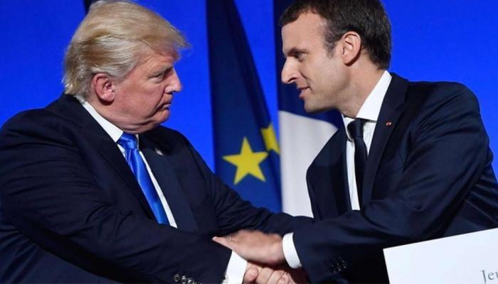 जी7 समझौते को लेकर फ्रांस के राष्ट्रपति मैक्रों ने डोनाल्ड ट्रंप को चेताया