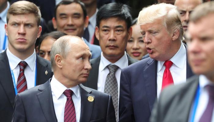 G-7 की बैठक में व्लादिमीर पुतिन पर गंभीर आरोपों की बौछार, बचाव करते दिखे डोनाल्ड ट्रंप