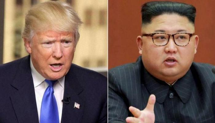ट्रंप-किम की बैठक को अंतिम शक्ल देने के लिए मिले अमेरिका, उत्तर कोरिया के ऑफिसर