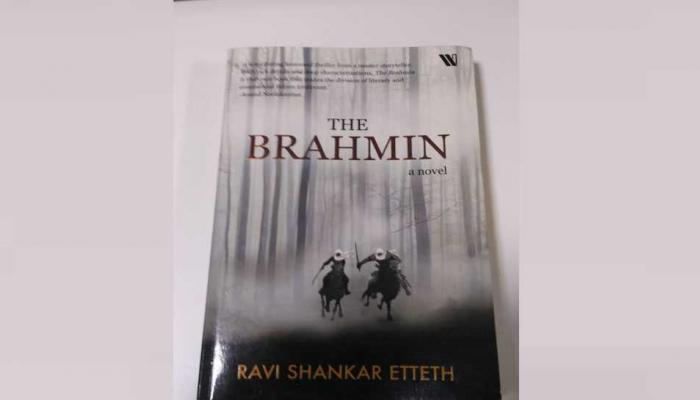 सम्राट अशोक के युद्ध का उन्माद, 'ब्राह्मण' (The Brahmin) और 'रक्त पुष्प' की दास्तान