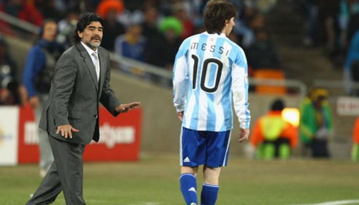 फीफा वर्ल्ड कप 2018: लियोनल मेसी की नजरें माराडोना के रिकॉर्ड पर