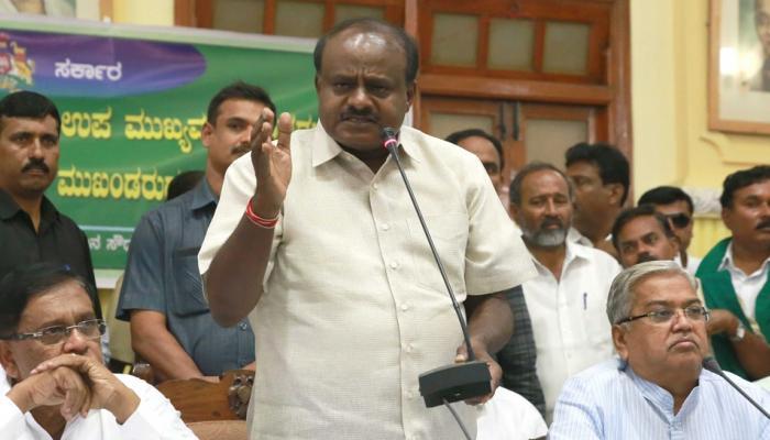 8वीं पास उच्च शिक्षा मंत्री जीटी देवगौड़ा का मंत्रालय बदल सकते हैं कुमारस्वामी