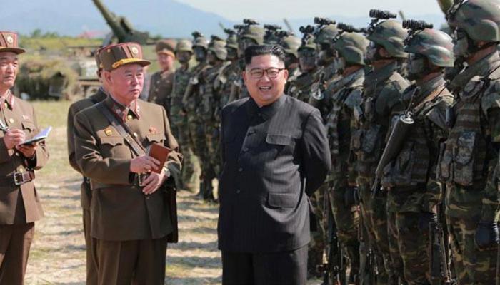 सीमा पर तनाव कम करने की कोशिश, सैन्य वार्ता कर रहे हैं कोरियाई देश
