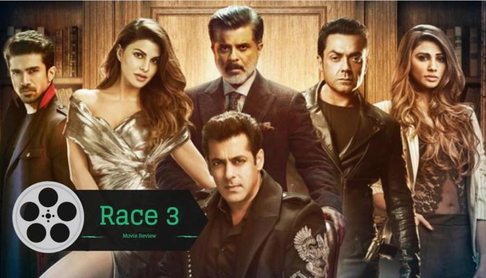 FILM REVIEW: धमाकेदार एक्शन और रोमांच से भरपूर है सलमान खान की 'रेस 3'