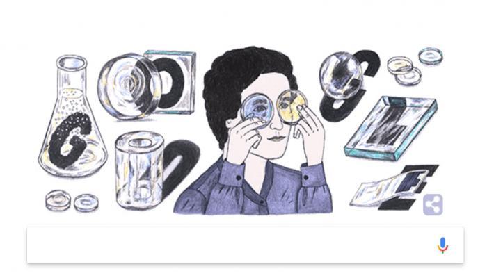 गूगल ने ग्लास केमिस्ट मार्गा फॉलस्टिच को 103वीं जयंती पर किया याद, बनाया डूडल