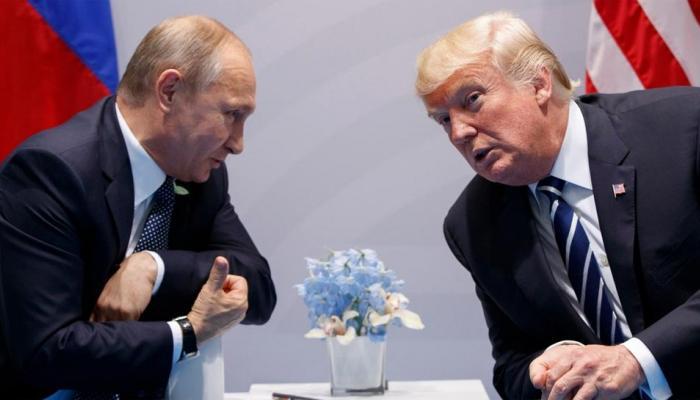 व्लादिमीर पुतिन से मिलना चाहते हैं डोनाल्ड ट्रंप, रूस को G7 में लाने की वकालत