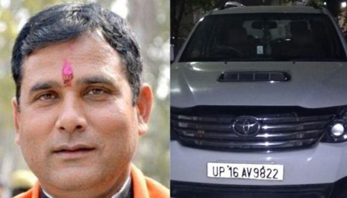गाजियाबाद: BJP विधायक पर जानलेवा हमला, बाइक सवार 4 बदमाशों ने की ताबड़तोड़ फायरिंग