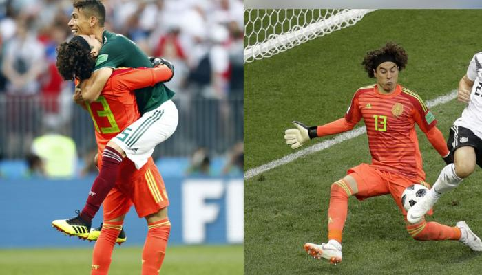 FIFA World Cup : Mexican goalkeeper Guillermo Ochoa stopped 9 Goals, deprives Germany from first win
