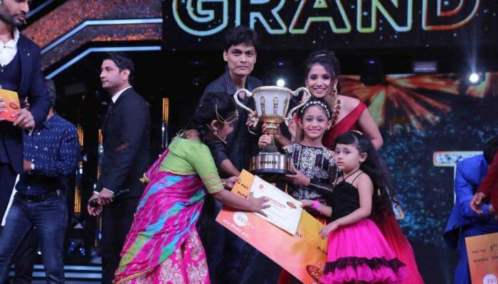 8 साल की जिया ठाकुर बनी 'डांस इंडिया डांस लिटिल मास्टर' के सीजन 4 की विनर