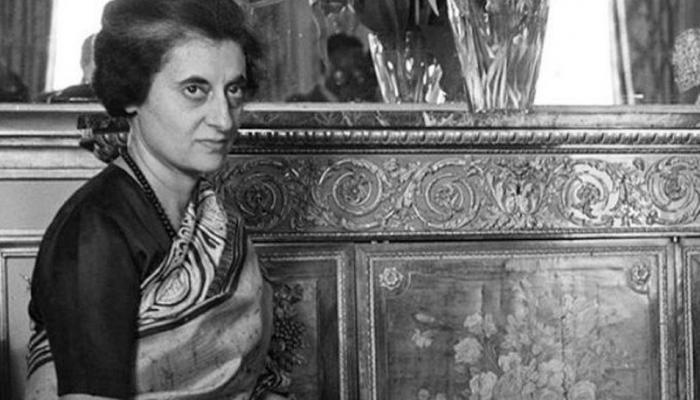 25 जून को 'काला दिवस' मनाएगी बीजेपी, 1975 में इंदिरा गांधी ने लगाई थी इमरजेंसी