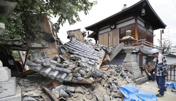 जापान में भूकंप से मरने वालों का आंकड़ा बढ़ा, प्रशासन ने दी भूस्खलन की चेतावनी
