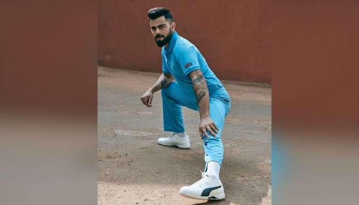Messi, Ronaldo, Neymar, Harry Kane are favorites of Indian players including Virat kohli