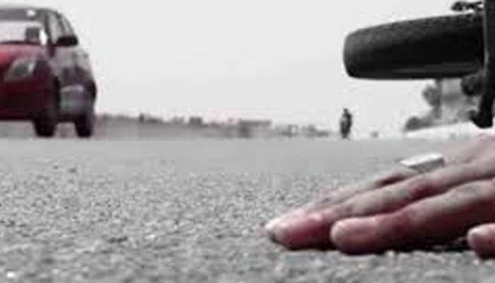 हाजीपुरः ट्रक और कार की टक्कर, एक ही परिवार के 3 लोगों की मौत