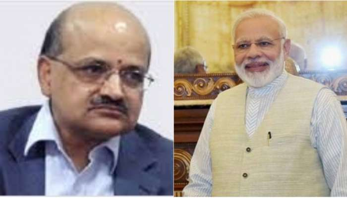 छत्तीसगढ़: ACS सुब्रमण्यम होंगे जम्मू-कश्मीर के चीफ सेक्रेटरी, डेपुटेशन का आदेश जारी