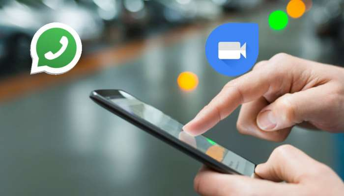 ban on Calling from the app like Whatsapp and Google Duo