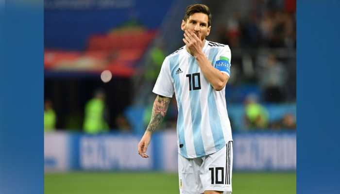 Lionel Messi found in deep distress after almost oust of Argentina