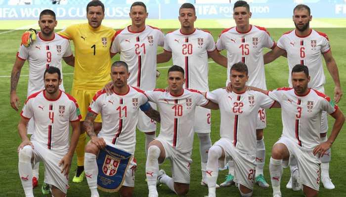 फीफा विश्व कप 2018 : शेरडान शकीरी के गोल से जीता स्विट्जरलैंड