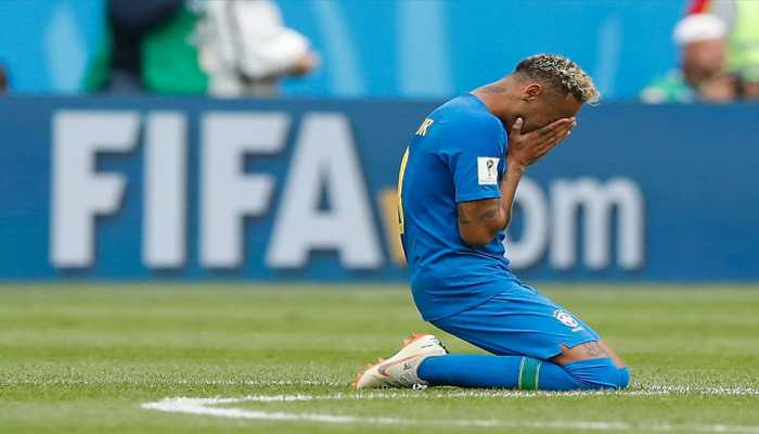 Neymar reveals why he broke down in tears after Brazil's World Cup win against Costa Rica