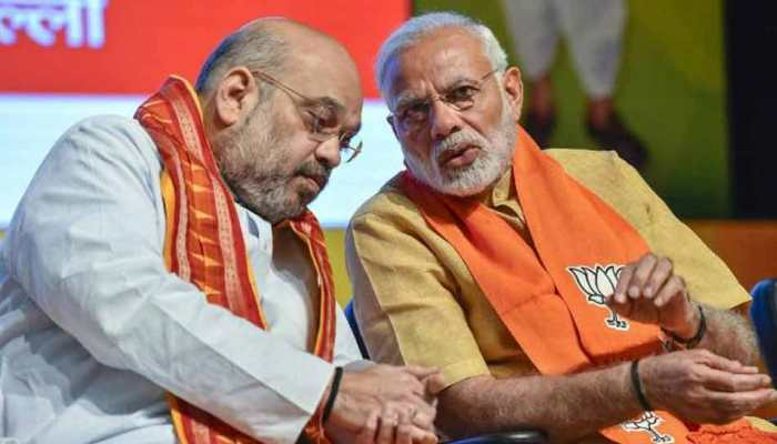 BJP अपनाएगी BSP का फॉर्मूला, मोदी-शाह मिलकर ऐसे करेंगे 2019 का किला फतह