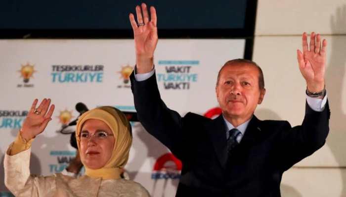 तुर्की के राष्ट्रपति चुनाव में एर्दोआन विजेता घोषित, कहा- देश ने मुझ पर भरोसा जताया
