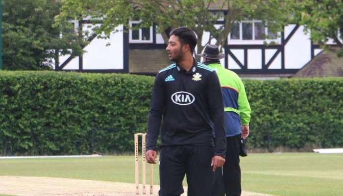 VIDEO: इस तेज गेंदबाज ने मचाई सनसनी, 11 गेंदों में 'छक्के' से हिला दी पूरी टीम