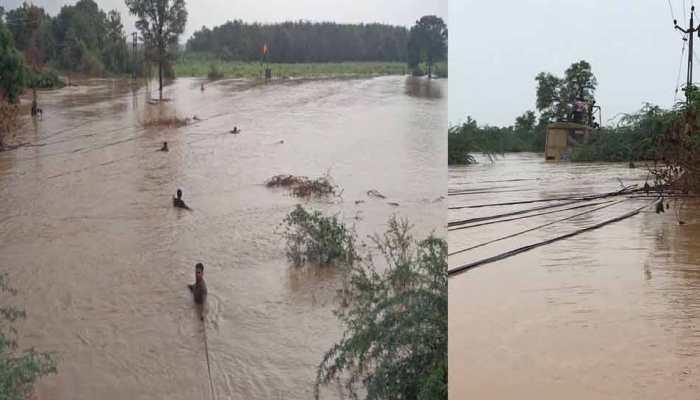 दक्षिण गुजरात में हुई जबरदस्त बारिश, वलसाड में सबसे अधिक वर्षा