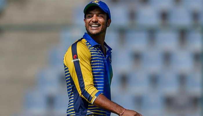 इंग्लैंड में जमकर बोल रहा है मयंक अग्रवाल का बल्ला, ट्राई सीरीज में इंडिया-ए की दूसरी जीत