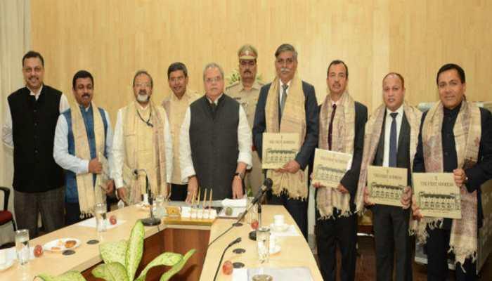 बिहारः राज्यपाल सत्यपाल मलिक से मिले 7 देशों के भारतीय उच्चायुक्त और राजदूत