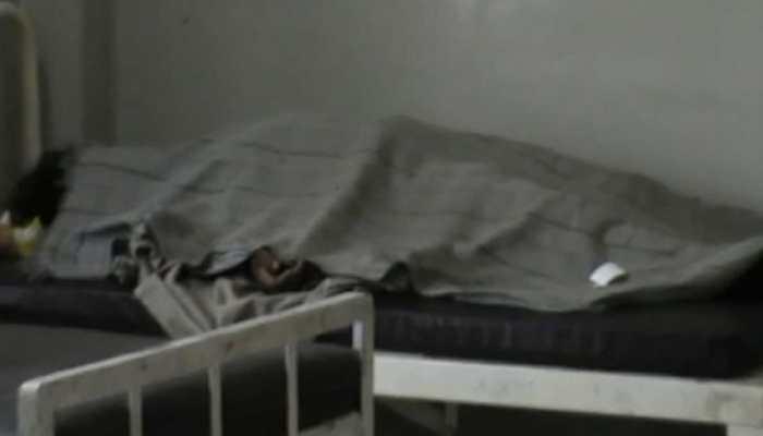 सागरः जिला अस्पताल में सुबह से शाम तक पड़ा रहा आदिवासी महिला का शव