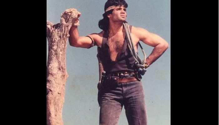 सुनील शेट्टी ने बयां की अपनी सबसे पहले फोटो शूट की कहानी...