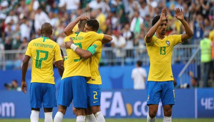 फीफा विश्व कप : नेमार चमके, ब्राजील लगातार 7वीं बार क्वार्टर फाइनल में
