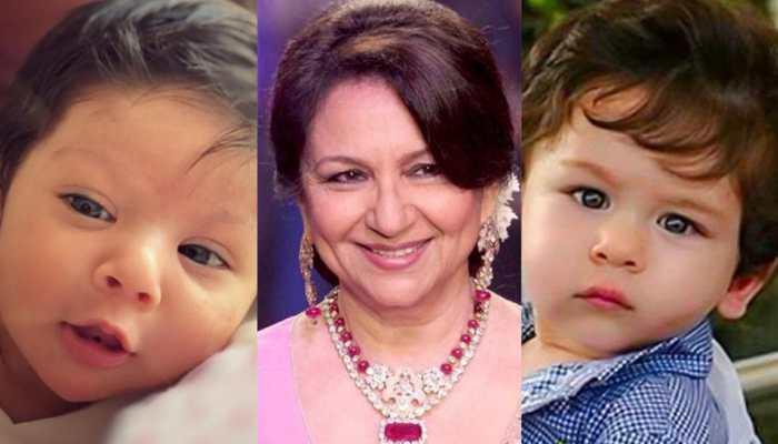 तैमूर की पब्लिसिटी से खुश हुई दादी 'शर्मिला टैगोर', कही ये बात...
