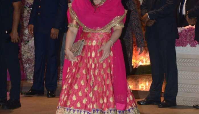 Akash ambani engagement ceremony all eyes stops at sara tendulkar