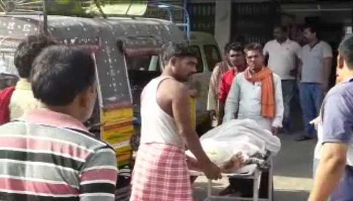 बिहार : 4 दिन पहले हुई थी शादी, नविवाहिता ने गला रेतकर कर दी पति की हत्या