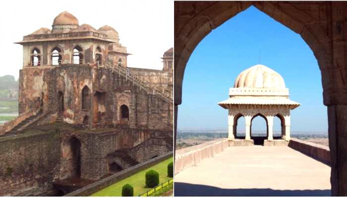 Mandu is Famous for monsoon Travel and historical love story Madhya Pradesh