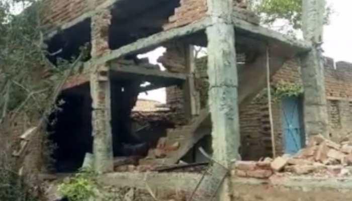 बिहारः बम धमाके से थर्राया बिहटा, उड़ गए घर के परखच्चे