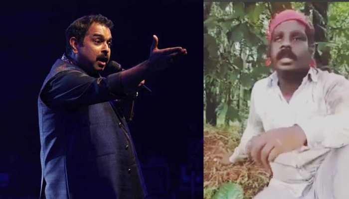 केरल के इस मजदूर ने गाया ऐसा गाना, शंकर महादेवन ने सुनते ही दे डाला ऑफर