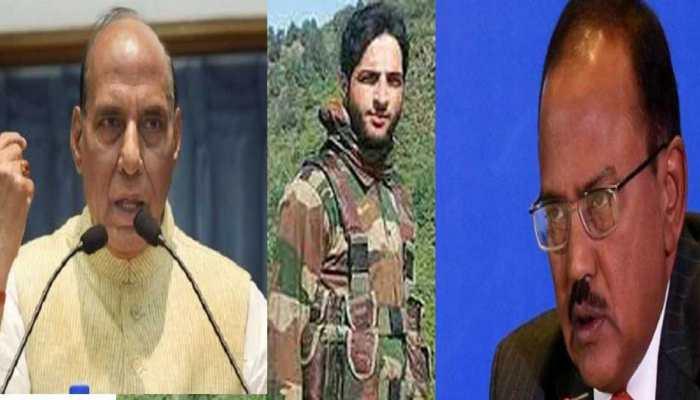 जम्मू-कश्मीर में मुश्किल भरे हैं अगले 72 घंटे, श्रीनगर पहुंचे राजनाथ सिंह और अजीत डोभाल