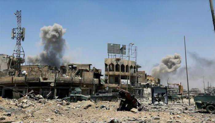 इराक के मोसुल में मिले 5000 से ज्यादा शव, इनमें 2,500 लाशें आईएस आतंकियों की