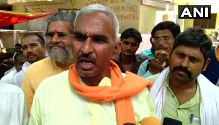 'रेप' को लेकर बीजेपी विधायक का विवादित बयान, 'भगवान राम भी अंकुश नहीं लगा सकते'